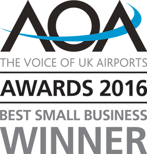 AOA Best Small Business Winner